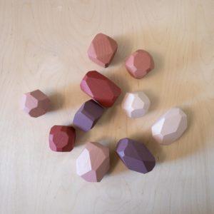 Cubs_Collection_Liv Bespoke Gem Stacking Blocks Berry