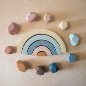 Cubs_Collection_Liv Bespoke Stacking Rainbow Seashell