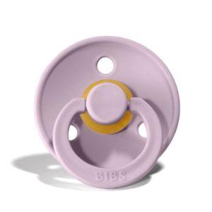 CB017_BIBS Pacifiers Dusky Lilac Size 1