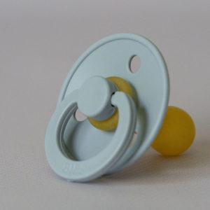 CB024_Cubs_Collection_BIBS Pacifiers Cloud (Grey) Size 2