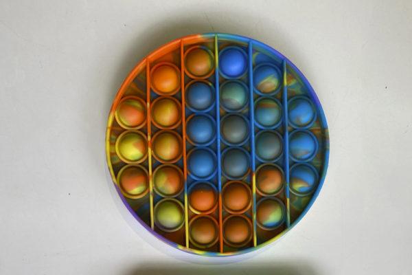 CC0061_Cubs_Collection_Pop_It_Fidget_Toy_Round